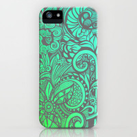 Summertime & the Livin's Easy iPhone & iPod Case by Caitlin Barnes