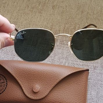 Ray Ban sunglasses. Brand new complete with leather case and cleaning cloth.