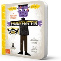 Frankenstein Board Book: BabyLit Classic Literature Introduction