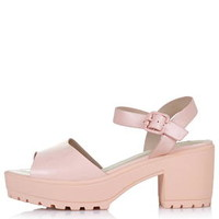HATTY Cleated Sandals - Pink