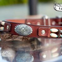 Southwest Dog Collar