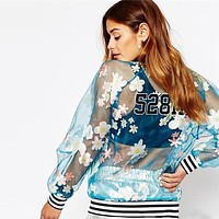adidas x pharrell williams summer floral print perspective jacket