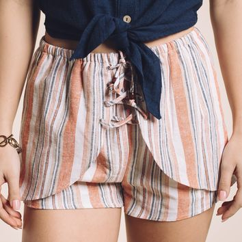Creamsicle Shorts