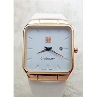 Givenchy 2019 new men and women models simple wild quartz watch 3