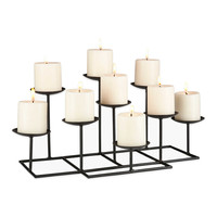 Southern Enterprises 9-Light Campbell Candelabra