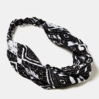 AEO Printed Headwrap | American Eagle Outfitters