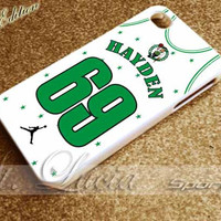 Custom Name & Number NBA Boston Celtics on samsung galaxy s3/s4 case, iPhone 4/4 case, iPhone 5/5s/5c case NBACASES