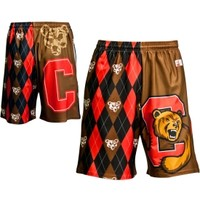 Fit 2 Win Men's Cornell Big Red BlackCarnelian Argyle Shorts Dick's Sporting Goods