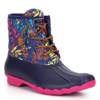 Sperry Saltwater Waterproof Duck Boots | Dillards