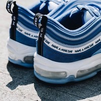 NIKE AIR MAX 97 Air cushion jogging shoes