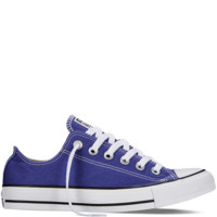 Converse Chuck Taylor All Star Fresh Colors Periwinkle Low Top