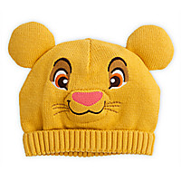 Simba Knit Cap for Baby
