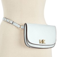 MICHAEL Michael Kors Leather Turnlock Fanny Pack