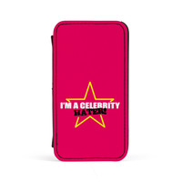 Celebrity Hater PU Leather Case for iPhone 4/4s by Chargrilled