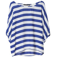 NAUTICAL STRIPE TOP - Tops - Woman - ZARA United States