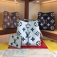 new lv louis vuitton womens leather shoulder bag lv tote lv handbag lv shopping bag lv messenger bags 1009
