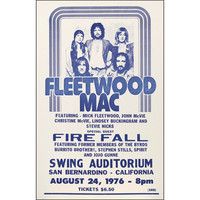 Fleetwood Mac Billboard