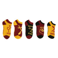 Harry Potter Quidditch No-Show Socks