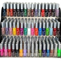 Emori (TM) All About Nail 50 Piece Color Nail Lacquer (Nail Art Brush Style) Combo Set + 3 Sets of Scented Nail Polish Remover - Magical:Amazon:Beauty