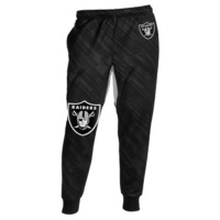 Oakland Raiders Official NFL Men's Jogger Pants