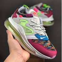 NIKE AIR MAX 720 OBJ Air cushion running shoes