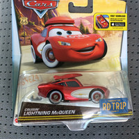 Disney Cars Exclusive Road Trip Cars Lightning Mcqueen