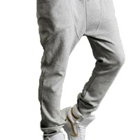 2014 Men Casual Hip Hop Dance Sweat Sport Harem Pants Trousers Slacks
