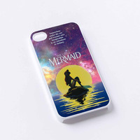 the little mermaid quote nebula iPhone 4/4S, 5/5S, 5C,6,6plus,and Samsung s3,s4,s5,s6