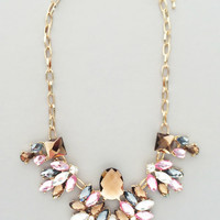 Blushing Fairy Necklace