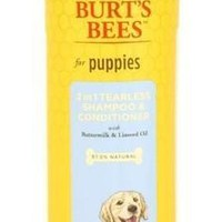 Burts Bees 2-in-1 Puppy Shampoo & Conditioner 16 oz