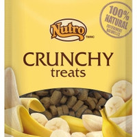 Crunchy Treats Banana -  12/10Oz