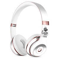 Its Coffee Time Full-Body Skin Kit for the Beats by Dre Solo 3 Wireless Headphones