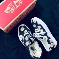 Vans Authentic Daisy print Sneaker