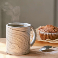 The Pursuits Of Happiness Marbled Mug - Urban Outfitters
