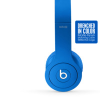 On-Ear Headphones   New Beats Color Solos with Built-In Mic