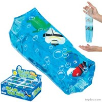 Deluxe Sealife Water Snake - Toysmith - Pack of 12 ea