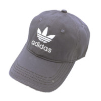 Hot Fashion Gray Adidas Embroidery Baseball Cap Hats