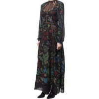 Valentino Water Song Maxi Dress | Harrods