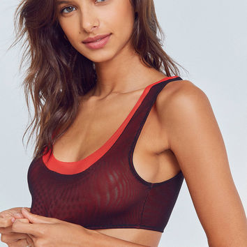 Out From Under Faded Double Layer Bra | Urban Outfitters