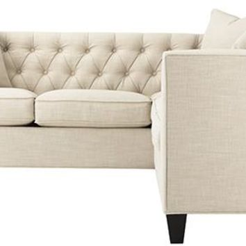 Lakewood Tufted Sectional Sofas
