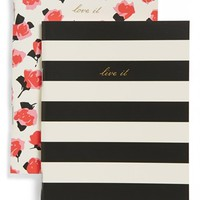 kate spade new york notebooks - Black (set of 2)