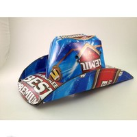 Milwaukees Best Beer Box Stetson Style Hat