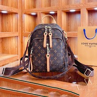 Louis Vuitton LV Explosion Series Presbyopia Large Capacity Backpack bag