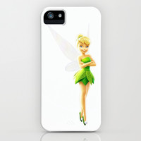 TINKER BELL iPhone & iPod Case by Ylenia Pizzetti