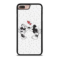 MICKEY AND MINIE MOUSE KISSING Disney iPhone 8 Plus Case Cover