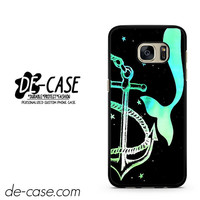 Mermaids Anchor DEAL-7057 Samsung Phonecase Cover For Samsung Galaxy S7 / S7 Edge