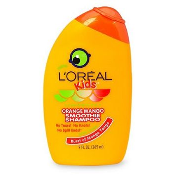 Buy L'Oreal Paris Kids Soothie Smoothie 2-In-1 Shampoo Orange Mango 265 mL Online in Canada | Free Shipping
