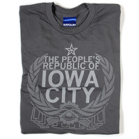 Republic of Iowa City T-Shirt