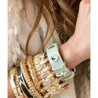 The bigger the bangle, the better