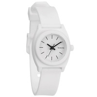 Nixon The Small Time Teller P Watch White One Size For Women 23425215001